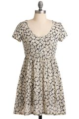 ModCloth Meadow Fun Dress - Lyst