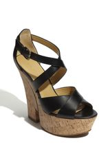 Nine West Caridad Wedge - Lyst