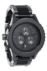 Nixon The 42-20 Chrono Acetate & Stainless Steel Watch - Lyst