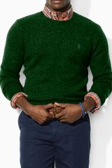 Polo Ralph Lauren Crewneck Sweater - Lyst