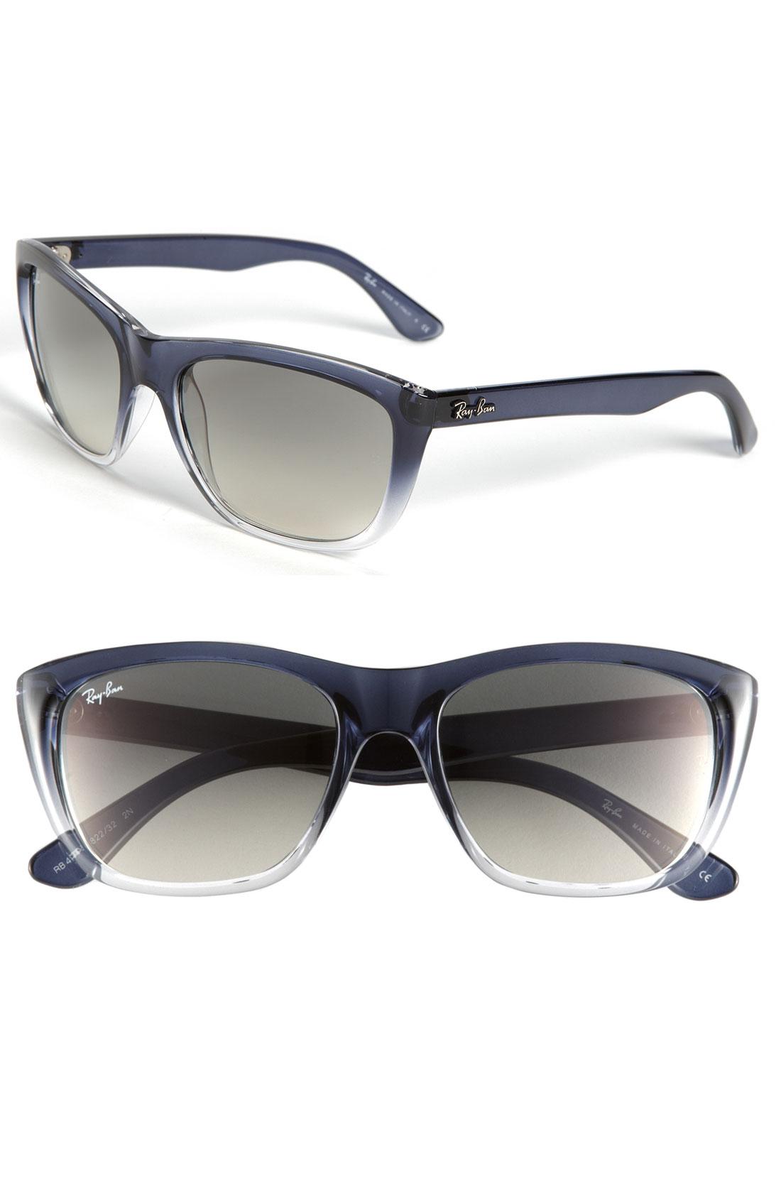 ray ban cat eye sunglasses polarized