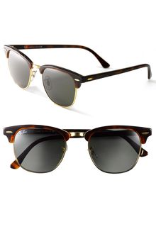 Ray-Ban Club Master Wayfarer Sunglasses - Lyst