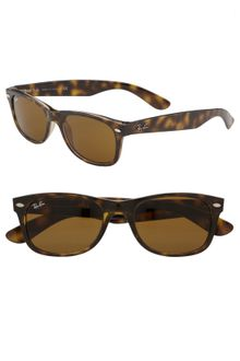 Ray-Ban New Small Wayfarer Sunglasses - Lyst
