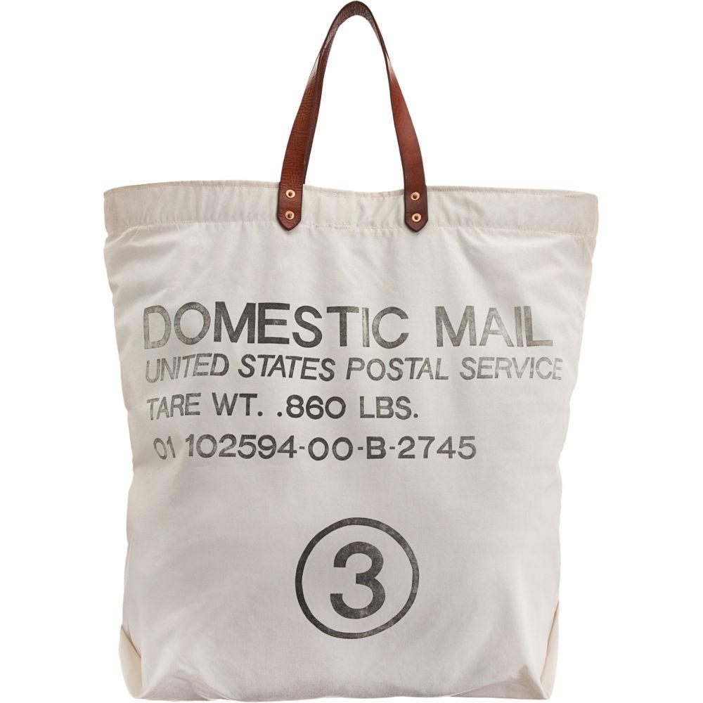 scout original vintage us mail bag tote in white for men copper lyst. Black Bedroom Furniture Sets. Home Design Ideas