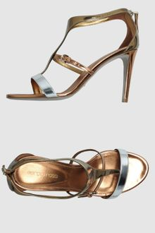 Sergio Rossi  High-heeled Sandals - Lyst