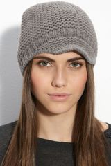 Tarnish Knit Cap - Lyst