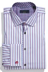 Ted Baker Regular Fit Dress Shirt - Lyst