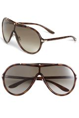Tom Ford Aviator Sunglasses - Lyst