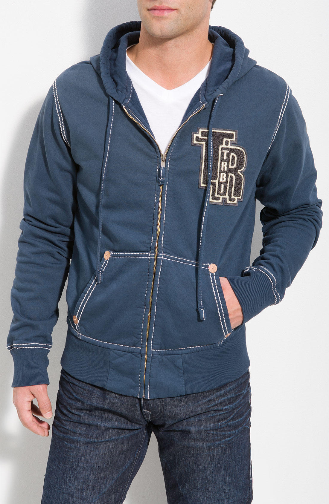 true religion hoodies for men pictures to pin on pinterest pinsdaddy. Black Bedroom Furniture Sets. Home Design Ideas