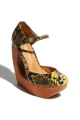 Jeffrey Campbell Rock Play Sandal - Lyst