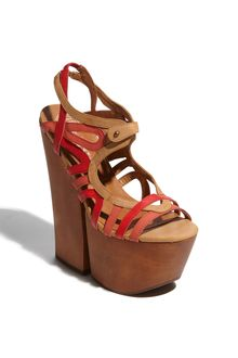 Jeffrey Campbell Follie Sandal - Lyst