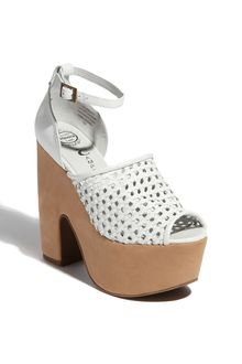 Jeffrey Campbell The Studio Shoe in White - Lyst