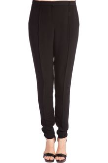 Lanvin Tapered Trouser - Lyst