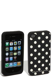 Marc By Marc Jacobs Iphone 4 & 4s Cover - Lyst
