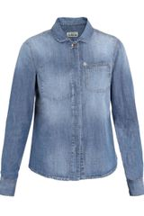 Closed Denim Shirt - Lyst