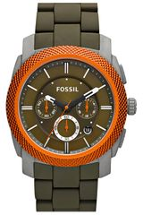 Fossil Color Topring Chronograph Watch - Lyst