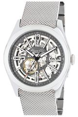 Kenneth Cole Automatic Mesh Bracelet Watch - Lyst