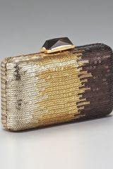 Kotur Ombre Sequined Espey Clutch - Lyst