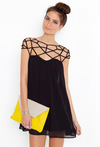 Nasty Gal Dare You Dress - Lyst