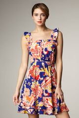 Tory Burch Aloisa Dress - Lyst