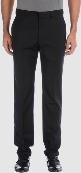 Lagerfeld Dress Pants - Lyst