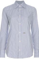 DSquared2 Cotton Shirt - Lyst