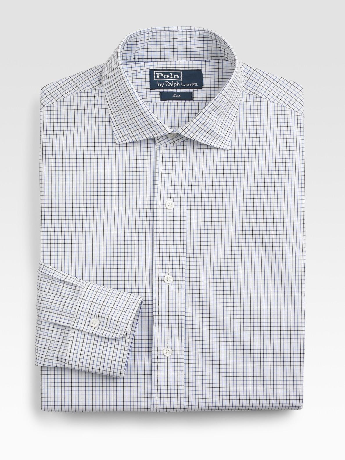 Polo ralph lauren custom fit dress shirts for Custom fit dress shirts