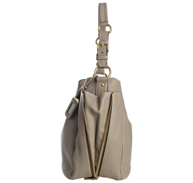high quality replica prada handbags - taupe prada