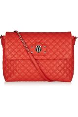 Marc Jacobs Single Large Quilted Leather Bag - Lyst