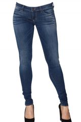 Siwy Skinny Denim Stretch Jeans - Lyst