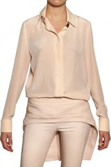 Givenchy Crepe De Chine Shirt