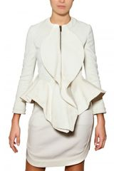 Givenchy Stretch Viscose Cady Jacket - Lyst