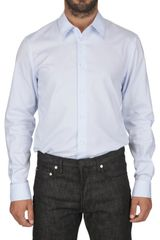 Marc Jacobs Oxford Cotton Slim Fit Shirt - Lyst