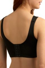 Modcloth Bold Hollywood Fullcoverage Bra in Black in Black - Lyst