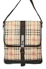 Burberry Highgate Classic Check Bag - Lyst