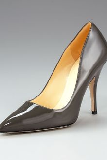 Kate Spade Licorice Pointed-toe Pump - Lyst