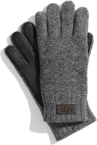 ugg gloves for men