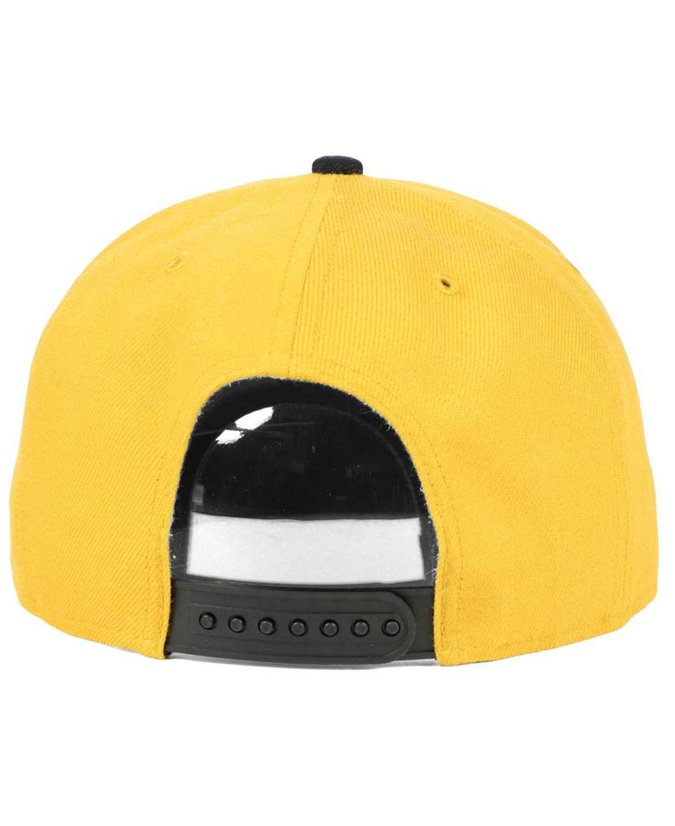 best website 9ebdd 175f7 ... new style lyst 47 brand ucf knights sure shot snapback cap in yellow  for men fd31a