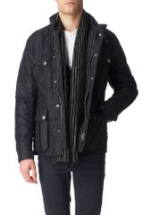 Barbour International Ariel Quilted Jacket - Lyst