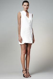 Stella McCartney Sleeveless Dress - Lyst