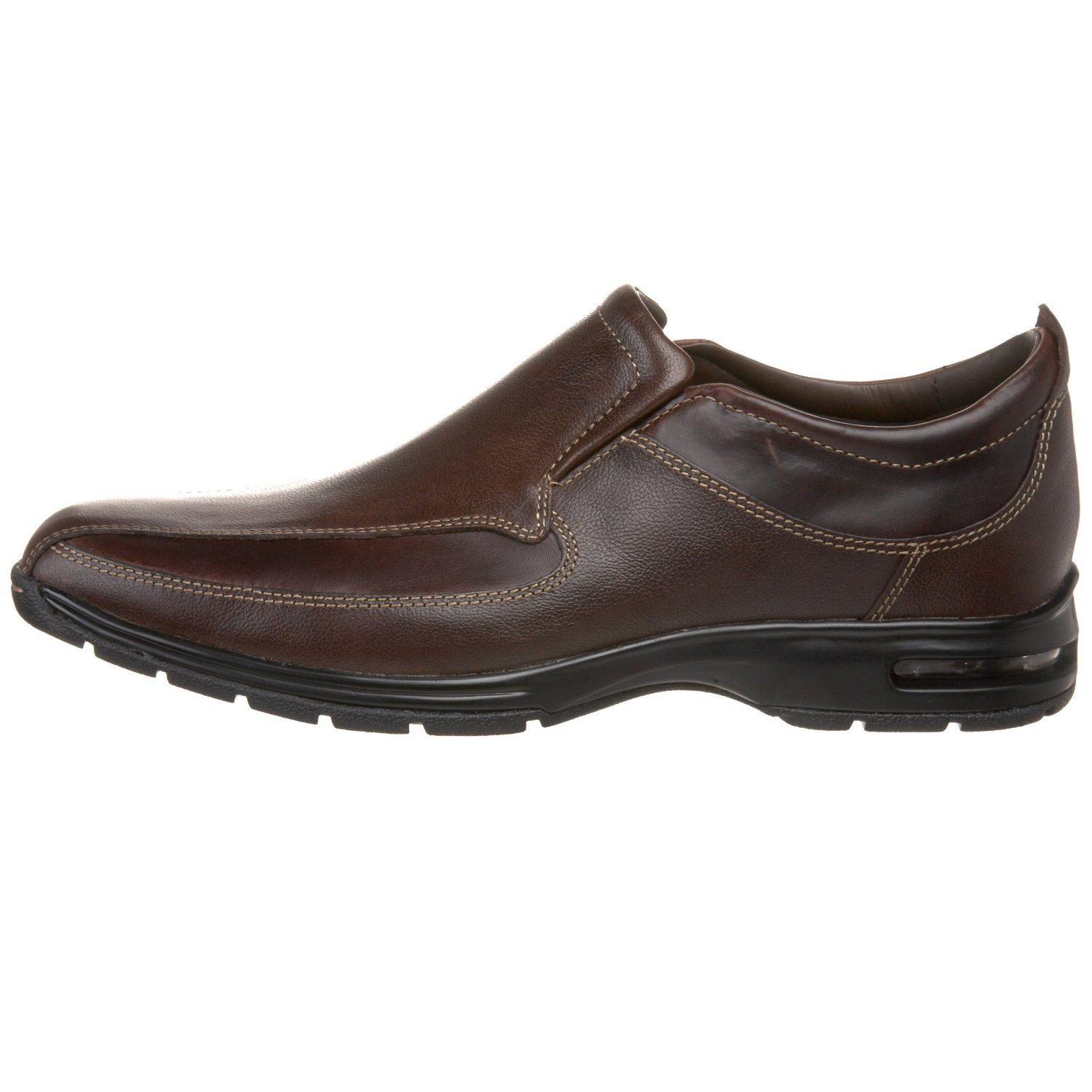 cole haan mens air everett slip on in brown for lyst