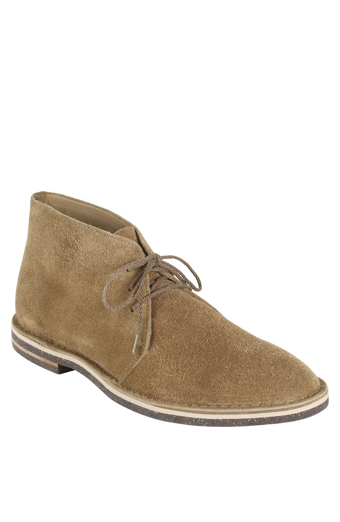 Cole Haan Paul Winter Chukka Boot in Beige for Men (camel
