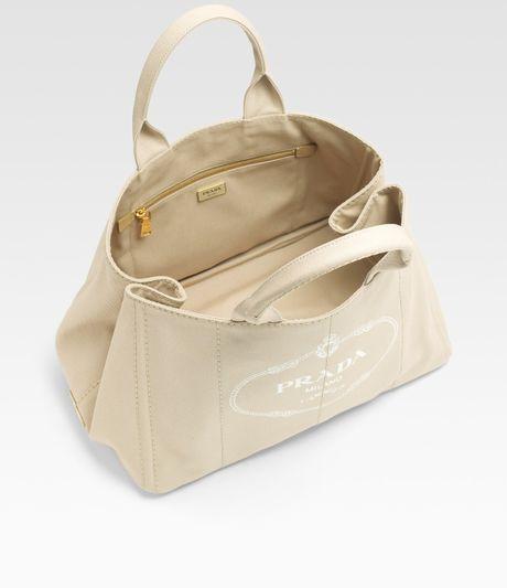Prada Bag Beige Bag in Beige Prada Printed