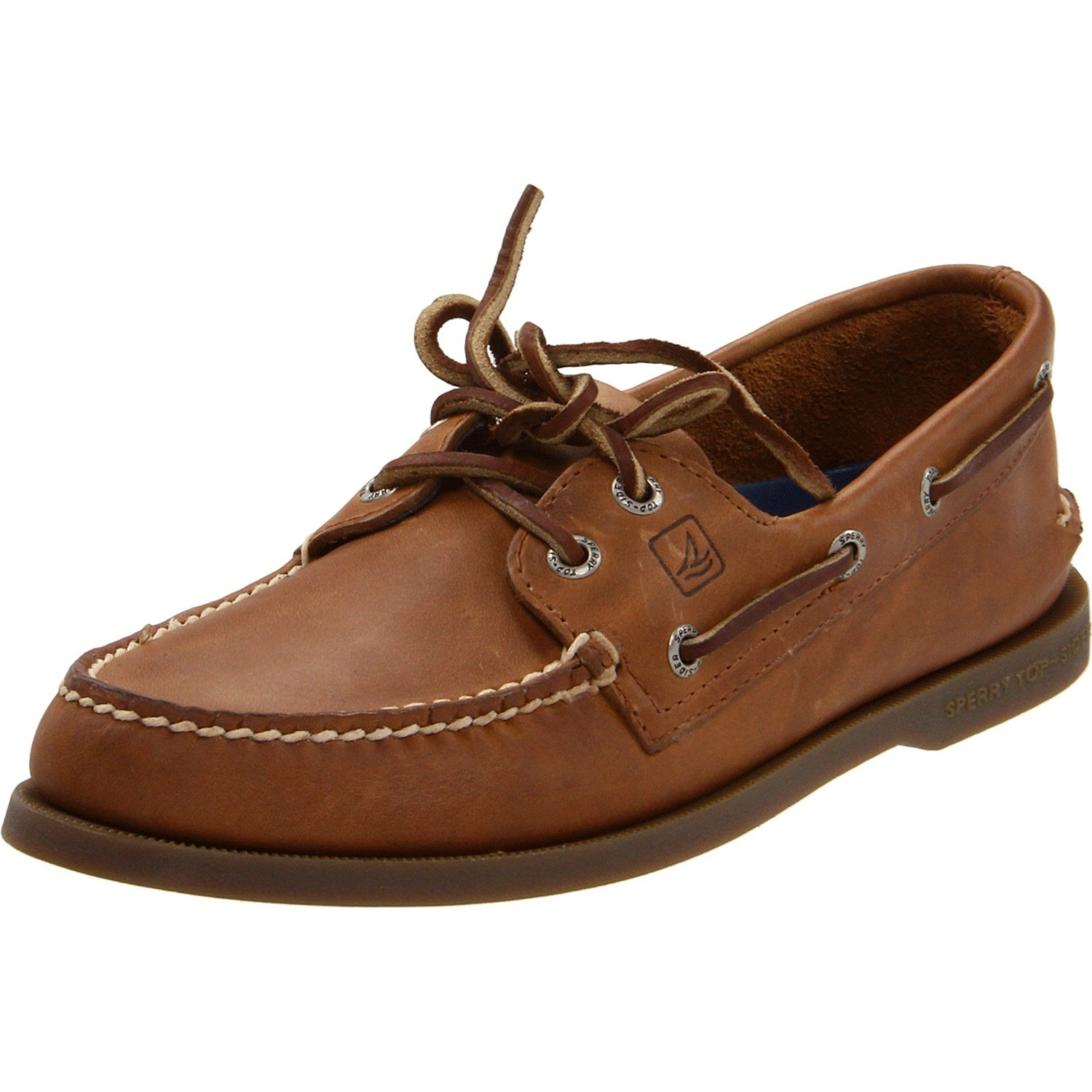 sperry top sider mens authentic original 2 eye boat shoe