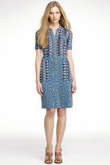 Tory Burch Ginerva Dress - Lyst