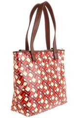 Fossil Key Per Tote in Multicolor (retro) - Lyst