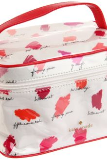 Kate Spade Small Natalie Travel Kit - Lyst