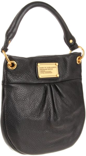 Marc By Marc Jacobs  D1 Clas Q Mini HillierMini in Black - Lyst
