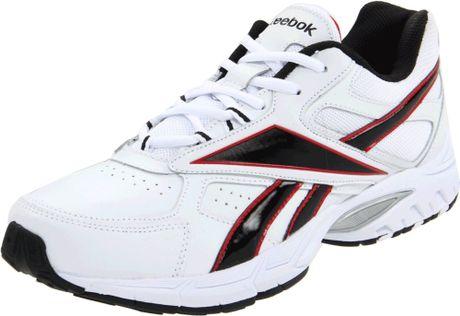 Reebok Mens Infrastructure Cross Training Shoe in White for Men (white