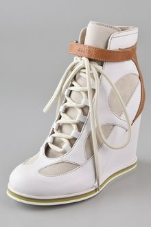 See By Chloé Wedge Sneakers - Lyst
